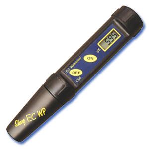 C66 Medidor de Conductividad, a prueba de agua y con electrodo reemplazable