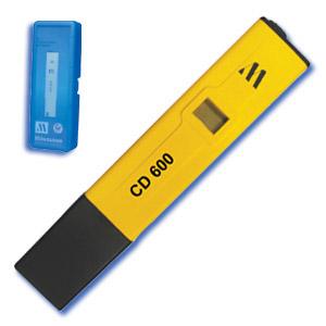 cd600 Medidor económico y portátil de pH