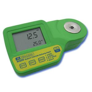 MA886 Refractómetro digital para SO<sub>2</sub>