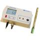 Monitor de pH con botón de probar Calibración
