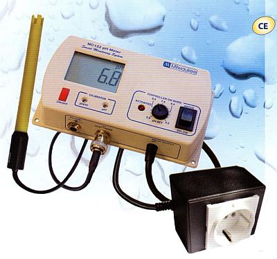 MC122 Controlador de pH