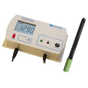 MC415 Monitor de TDS con botón de Test Cal