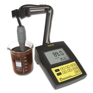 Mi190 Medidor sobremesa de Oxígeno Disuelto / Temperatura para el Laboratorio