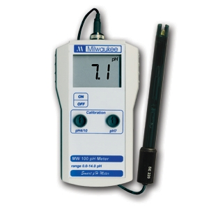 MW100 Medidor de pH
