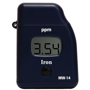 MW14 Fotómetro Útil (Hierro)