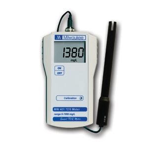 MW401 Medidor Portátil de TDS (rango: de 0 a 1990 µS/cm)
