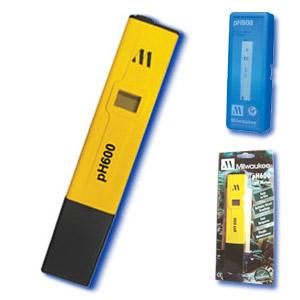 pH600 Medidor económico y portátil de pH