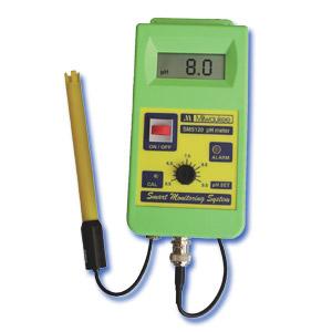 SMS120 Monitor Inteligente de pH