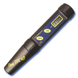 T75 Medidor de TDS, a prueba de agua y con electrodo reemplazable