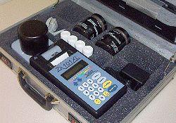 analizar gasolina sin sacar analizador ZX101XL del maletín