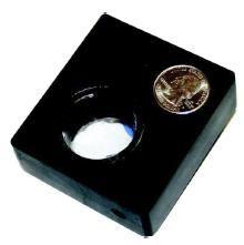 recipiente de muestra pequeño